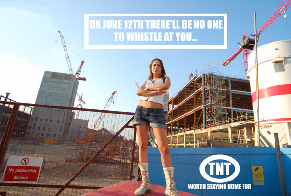 TNT NETWORK Ad Campaign Pitch