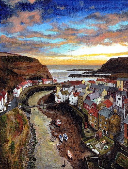 Staithes  2015