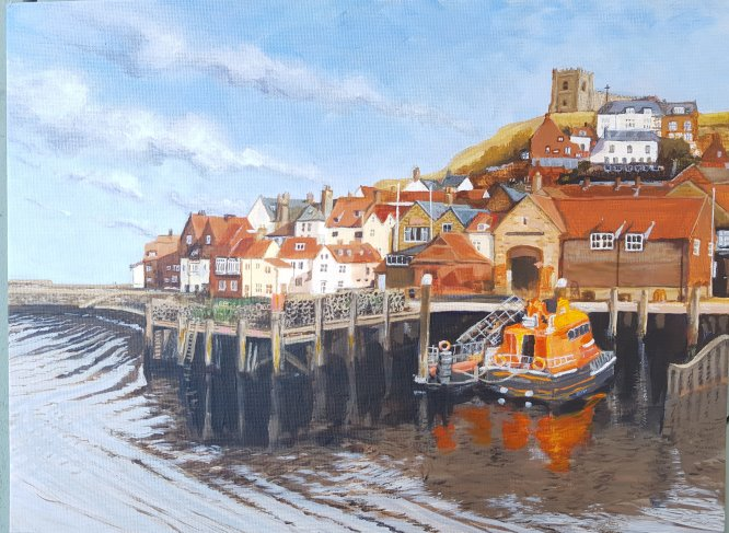 Whitby Harbour 2018
