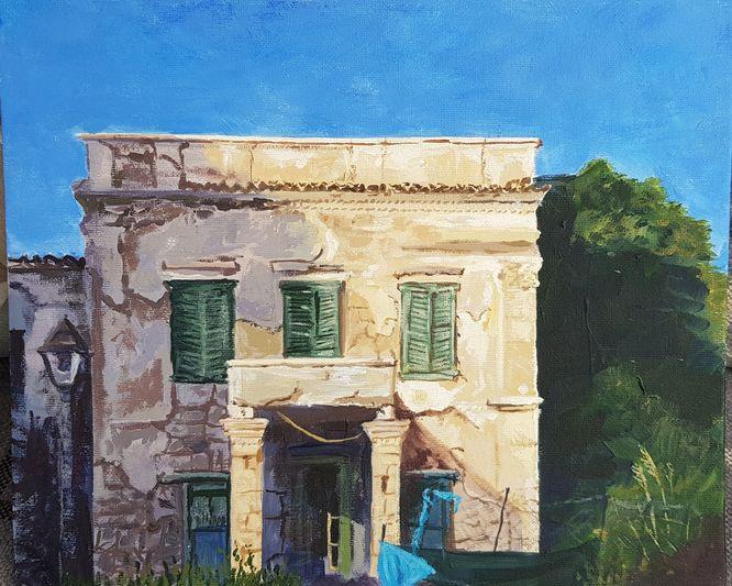 2019 Needs a lick of paint...Aegina