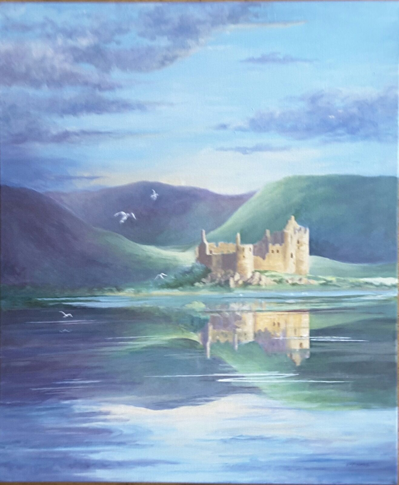 Kilchurn Castle, Argyl