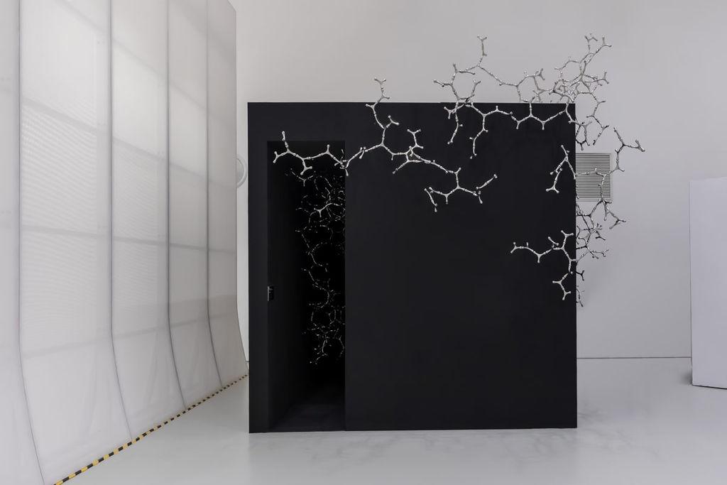 Art Cube: Waterbones (Black Sponge+L System) 2019