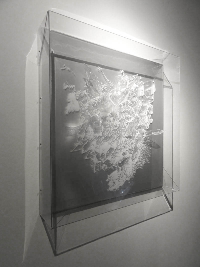 Crystal de-formations I, 2011