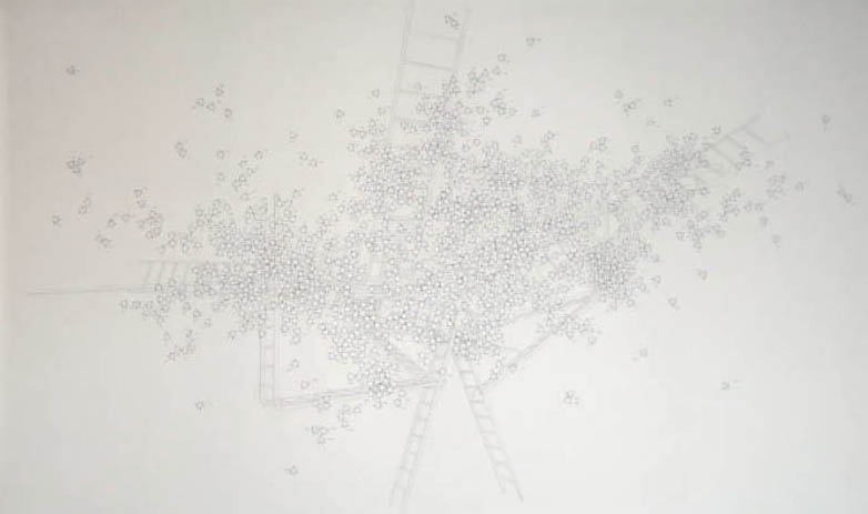 The cloudless Drawings, 2008