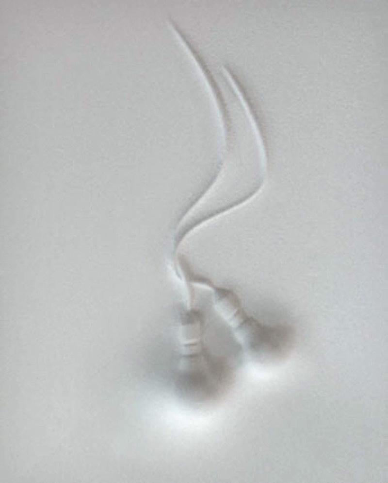 Gaps (bulb II) 2008