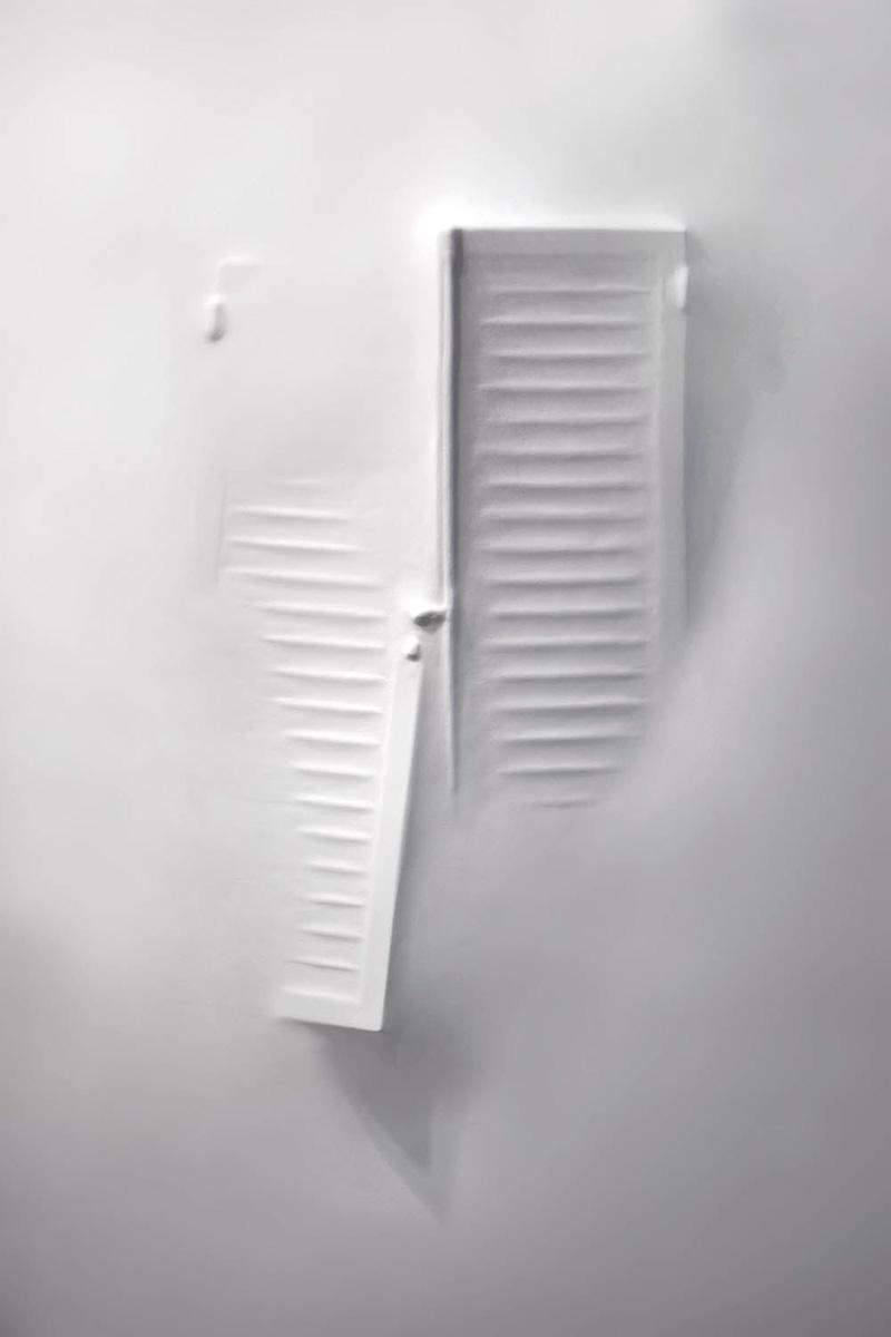 Gaps (drawing windows I) 2008
