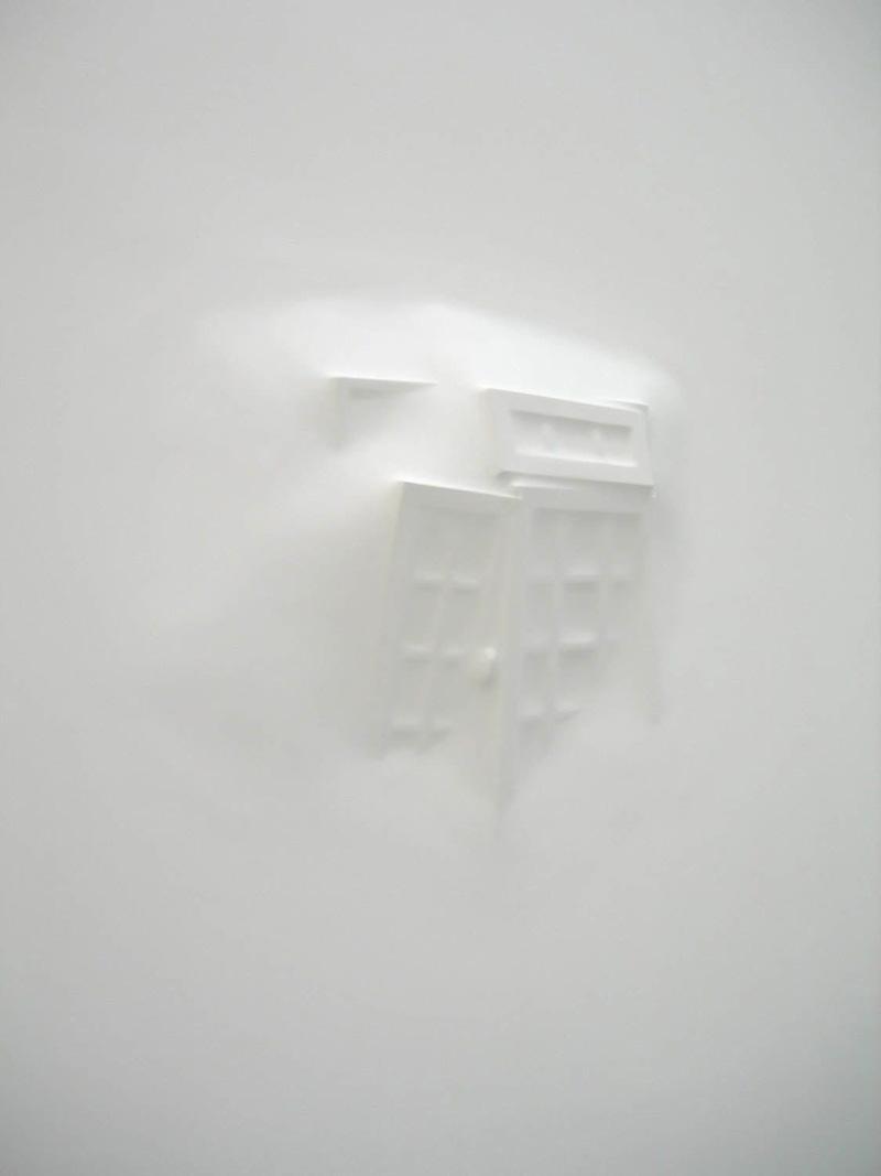 Gaps (drawings windows II), 2008