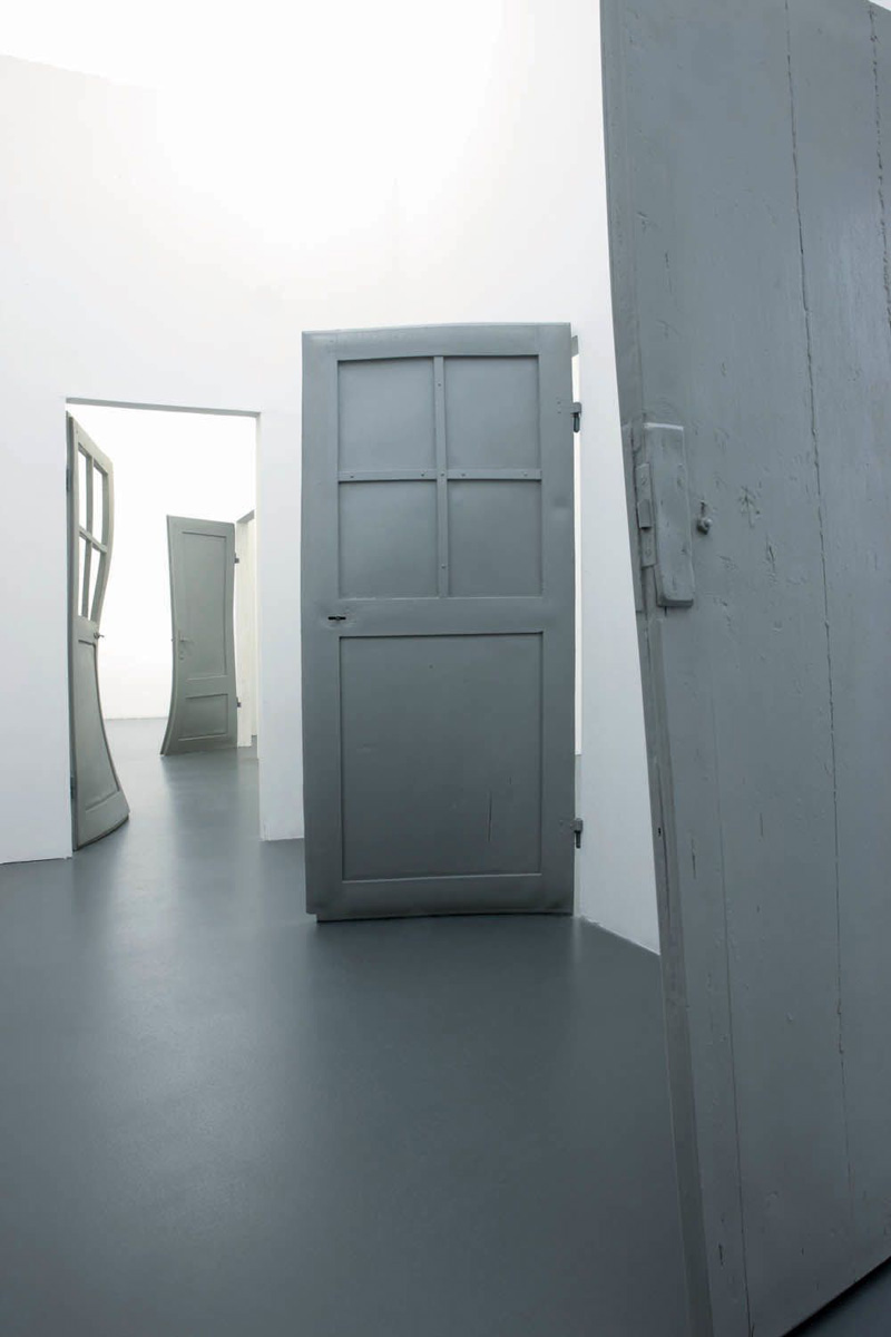 Empty walls-Just Doors, 2009