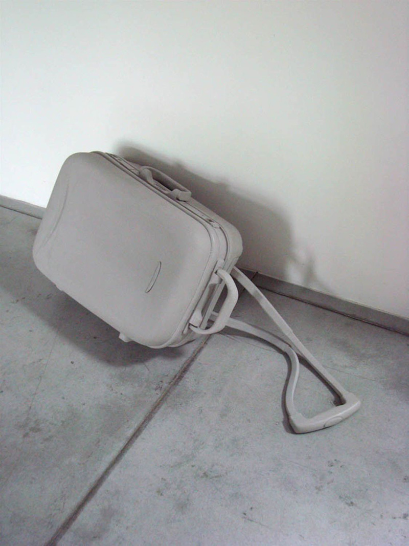Stage evidence (small trolley), 2007