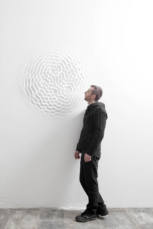 Exhibition view, Fondazione Arnaldo Pomodoro, 2014