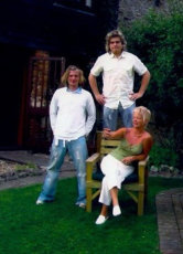 Mother & Two Sons - photo