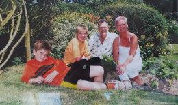 Family Group - 2 - photo