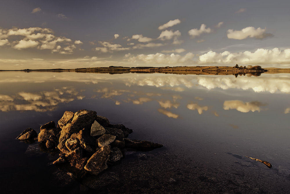 Colliford Lake Reflections I