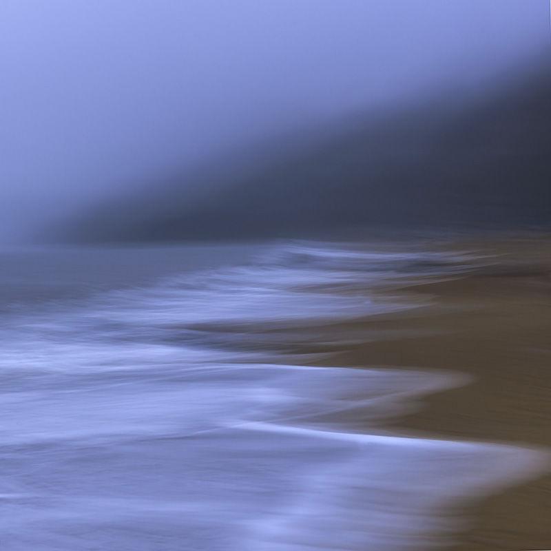 Eype Beach, Rain
