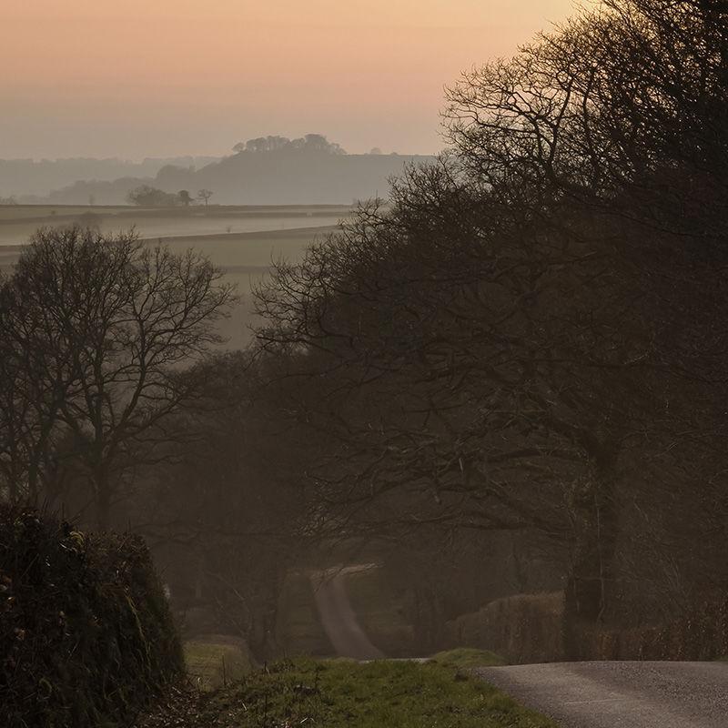 Post Lane Twilight