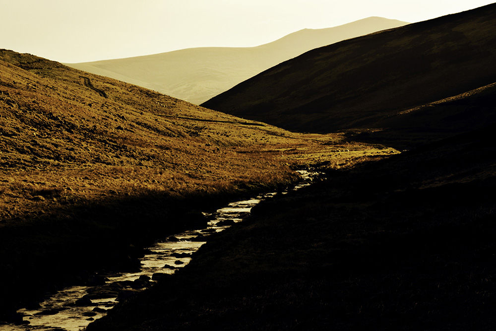 River Caldew and Blencathra
