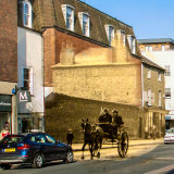 0126-East Street and Buggy