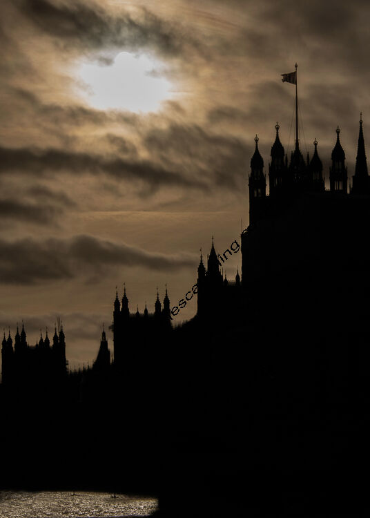 01 City of Westminster Silhouette
