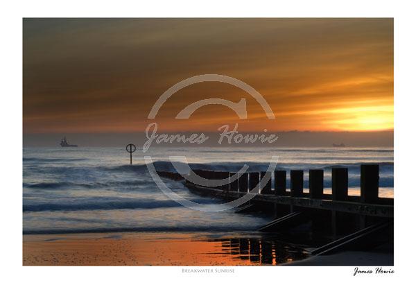 Breakwater Sunrise