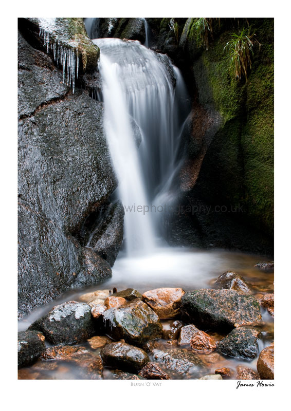 Burn O Vat waterfall