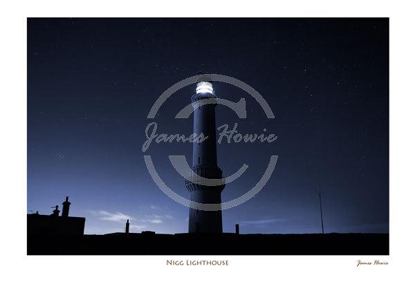 Nigg Lighthouse