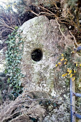 Holed Stone, near the Merry Maidens, Boleigh
