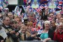 Jubilee Crowd