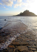 The Causeway, St Michael's Mount