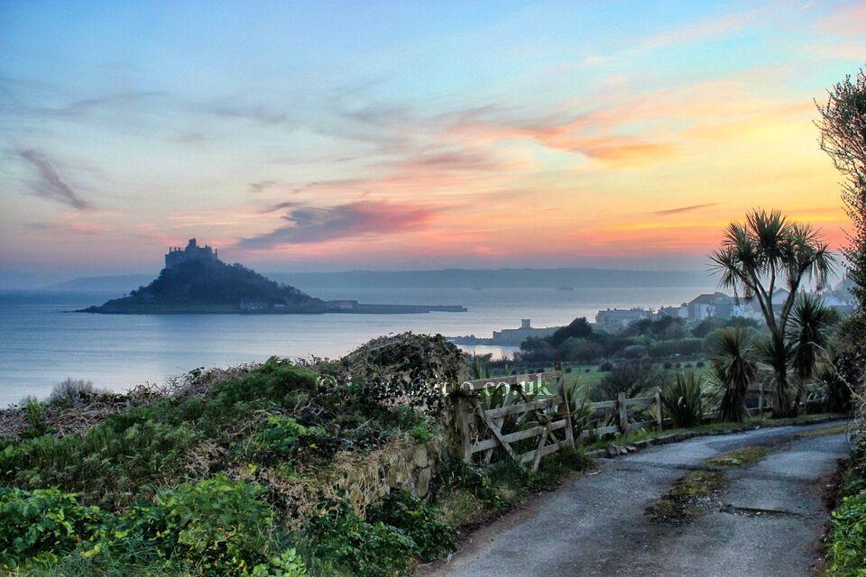 Mount's Bay Sunset