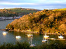 VIEW TO FOWEY