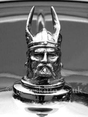 Viking Head