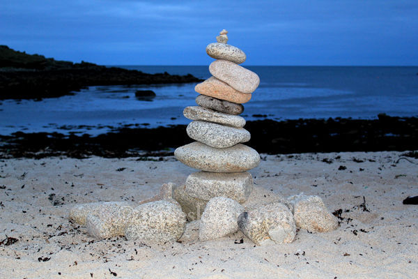 Stack of Stones, Scilly