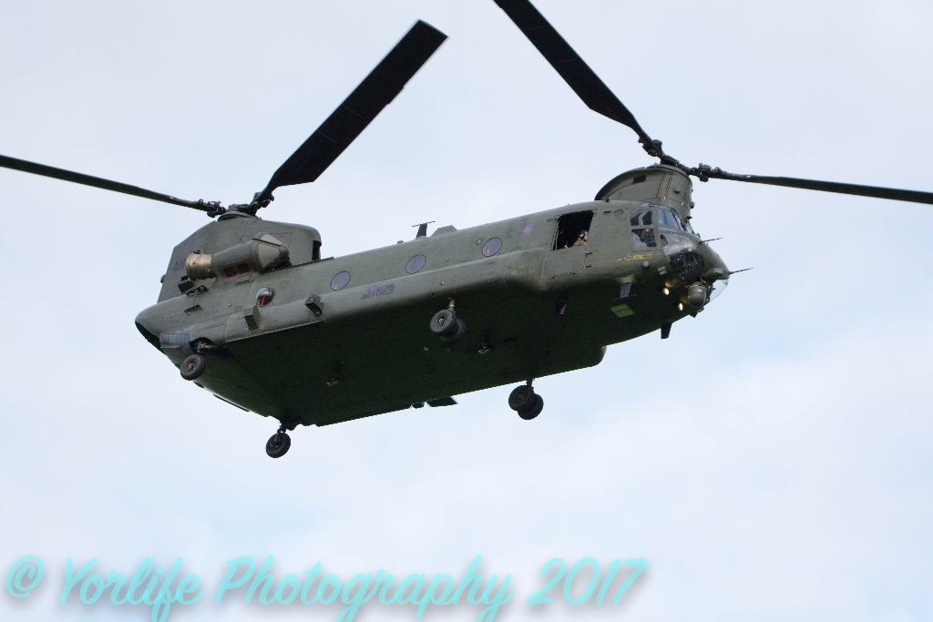 Chinook Helicopter 2