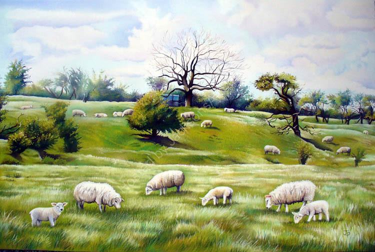 Mere Pasture