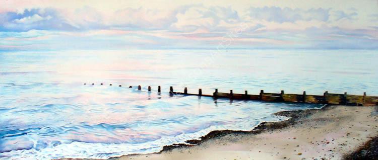 Hornsea seashore