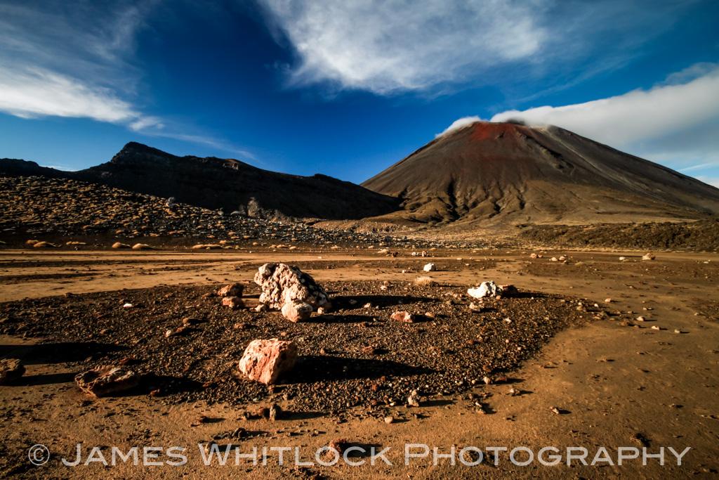 Mt Doom Rocks