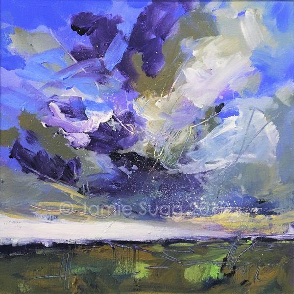 11. Blustery Skies