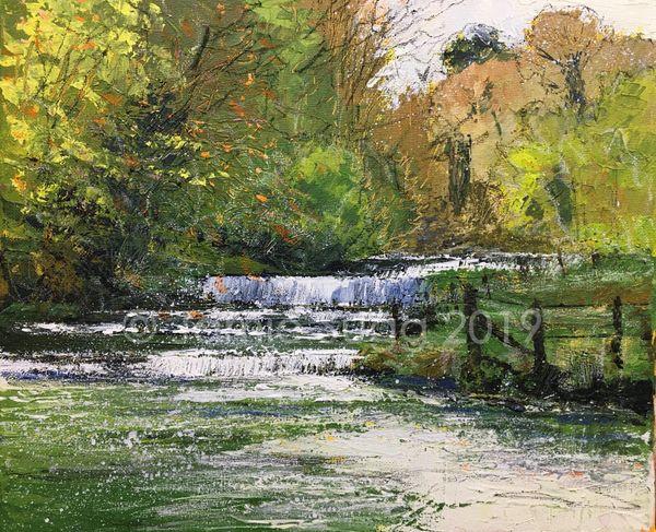 16. River Lathkill, Lathkill Dale