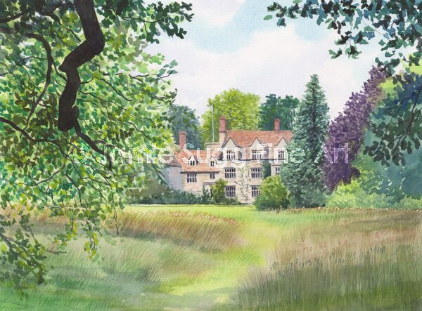 Anglesey Abbey 1, 297mm x 210mm