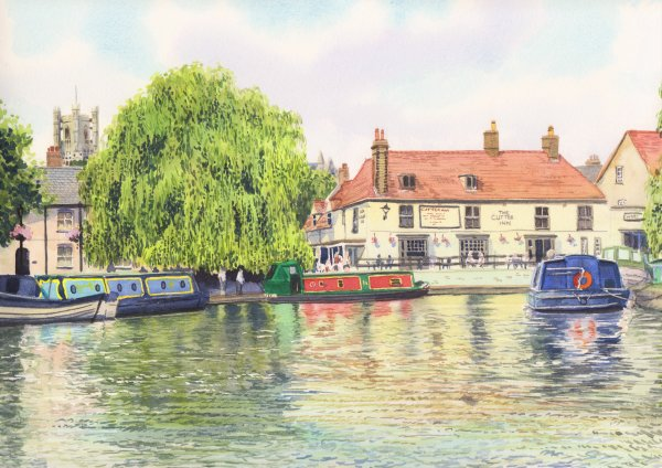 SOLD Ely Marina, Cambridgeshire
