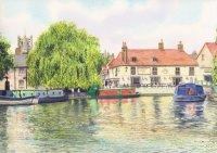 Ely Marina, Cambridgeshire