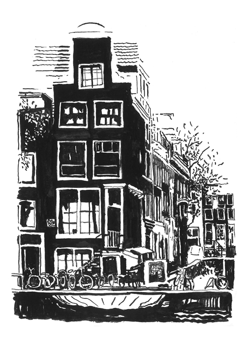 Amsterdam Sketch Book 2