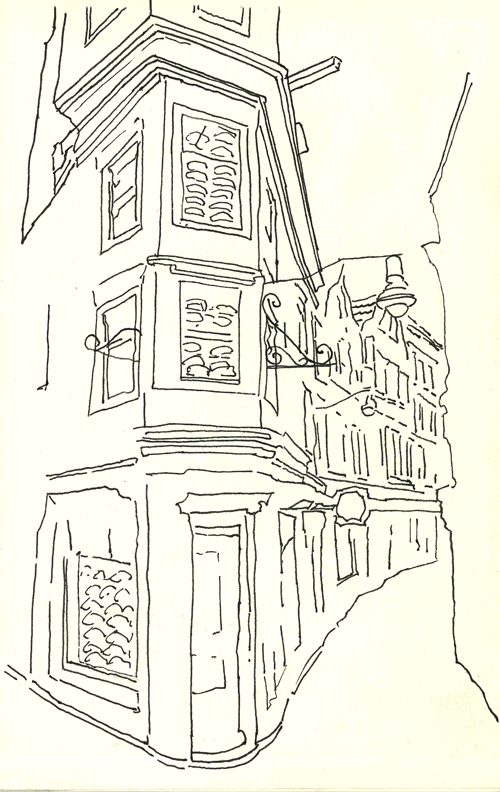 Amsterdam Sketch Book 4