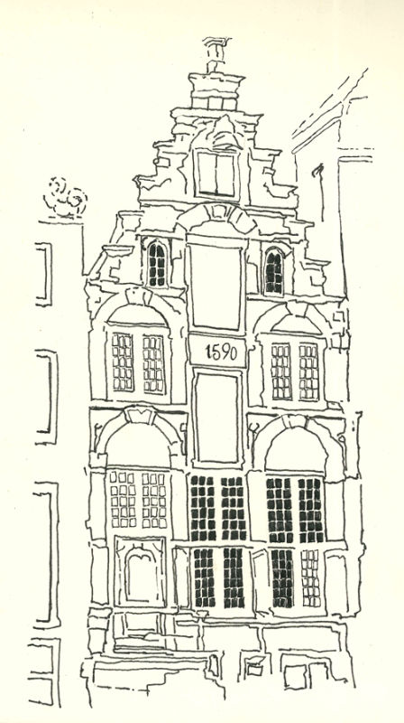 Amsterdam sketch book 6