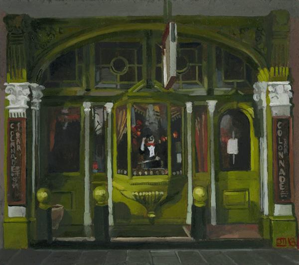 The Colonnade Bar