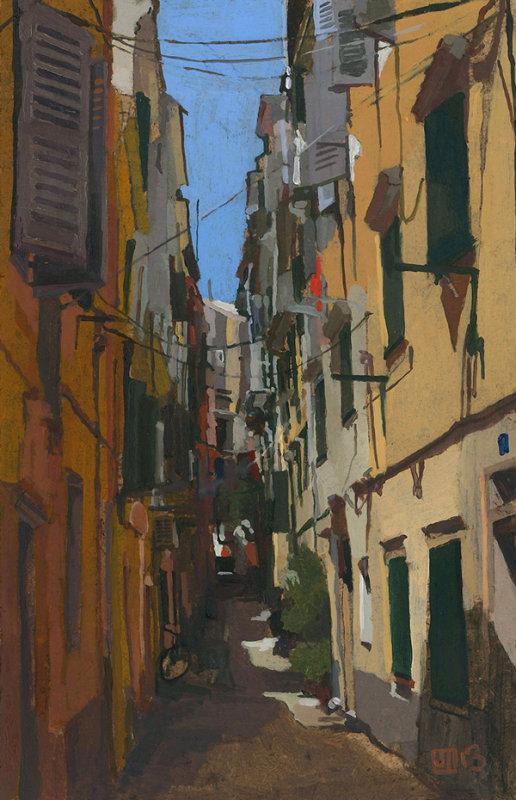Corfu Old Town 02
