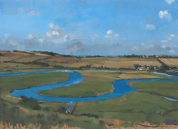 Cuckmere 2, South Downs