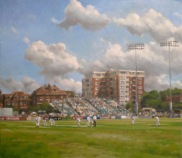 Hove Cricket Ground SOLD
