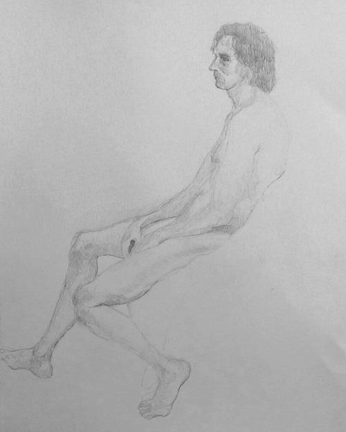 Life Drawing 12