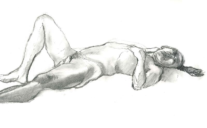 Life Drawing 121